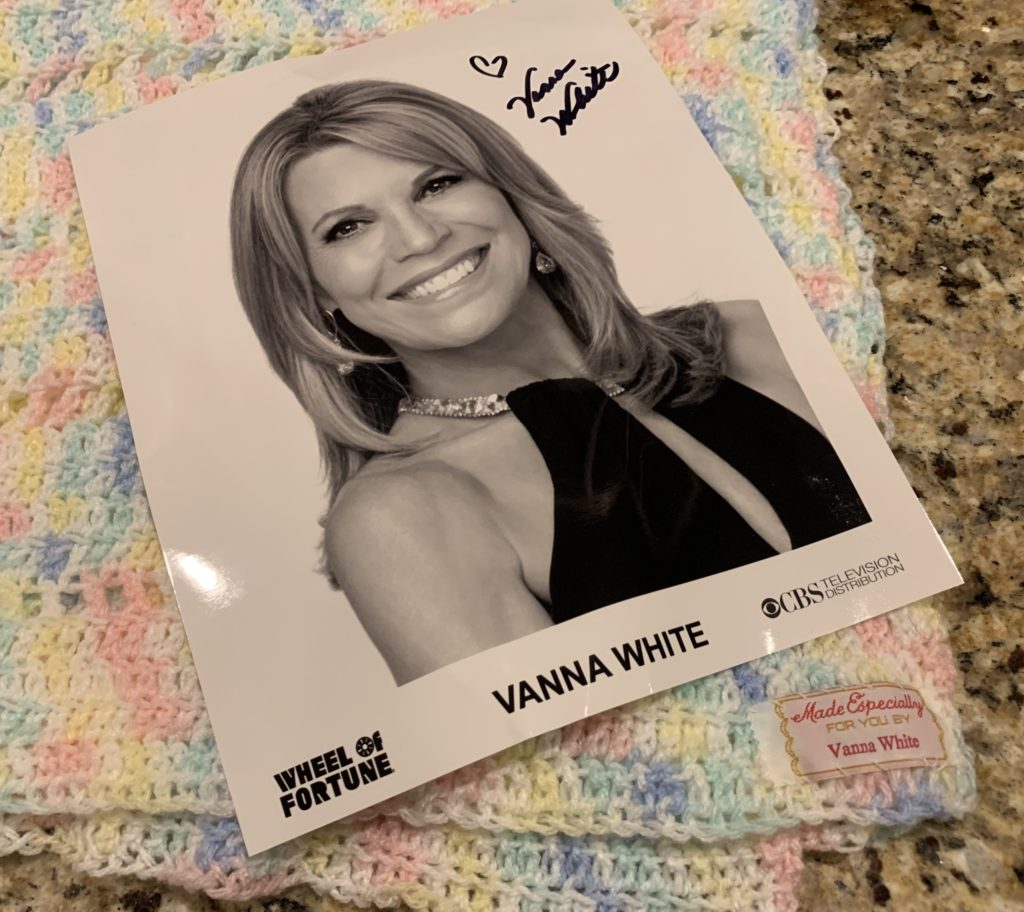 Thank you Vanna!
